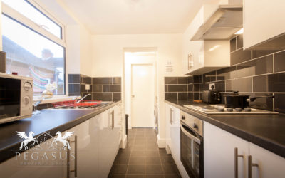 Mid terrace /loft conversion to 4 bed hmo