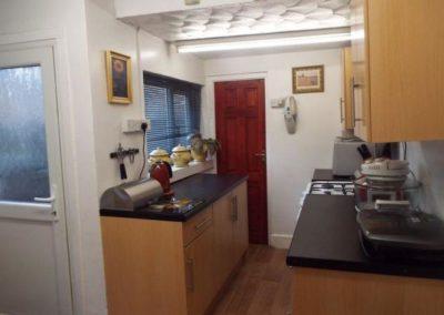 old back kitchen