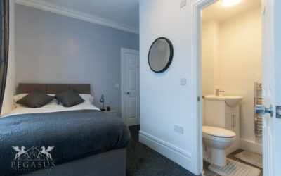 3 Bed end terrace to 6 bed all ensuite