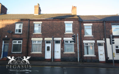 MINI mo 2 bed terrace to 3 bed HMO