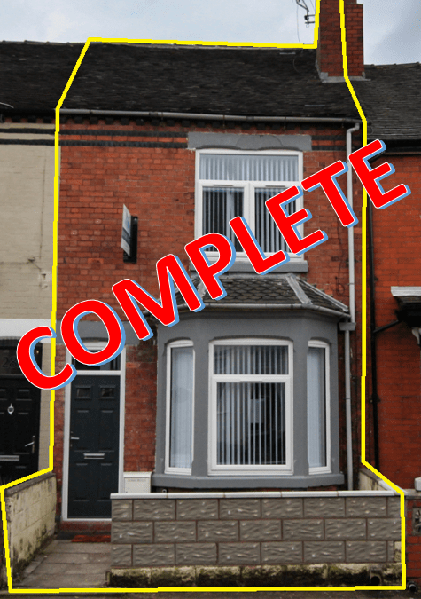 LEASE OPTION TO A 3 TO 6 BED HMO