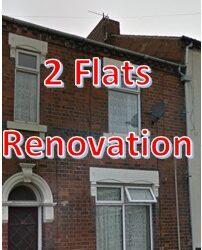2 x Flats Renovation / Reconfiguration