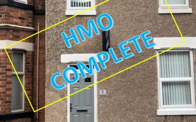 Basford – 2 Flats to a 6 bed HMO